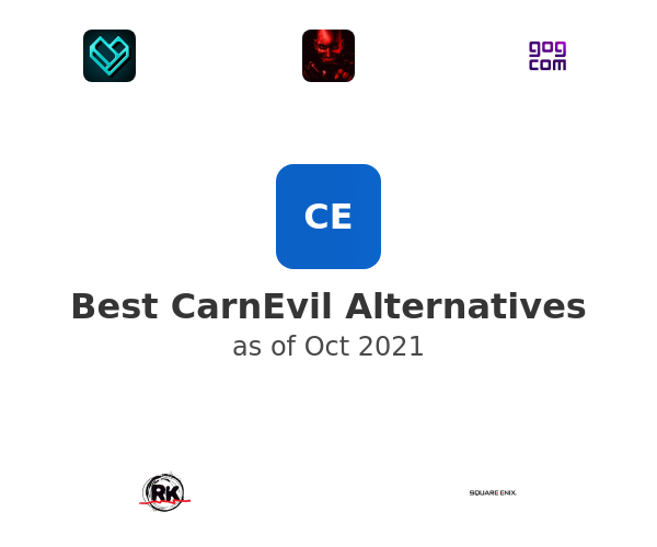 Best CarnEvil Alternatives