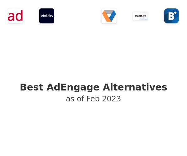 Best AdEngage Alternatives