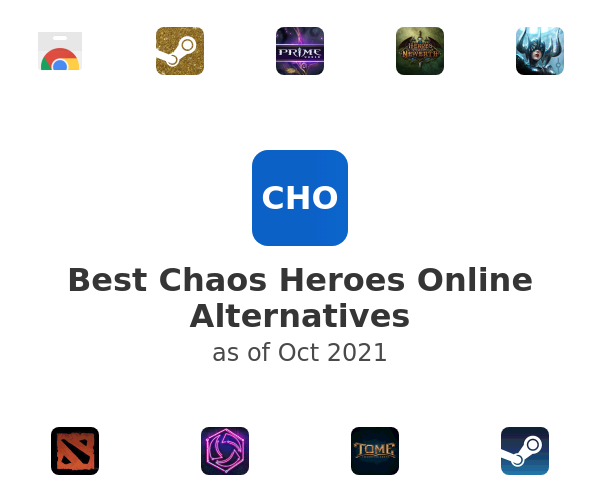 Best Chaos Heroes Online Alternatives