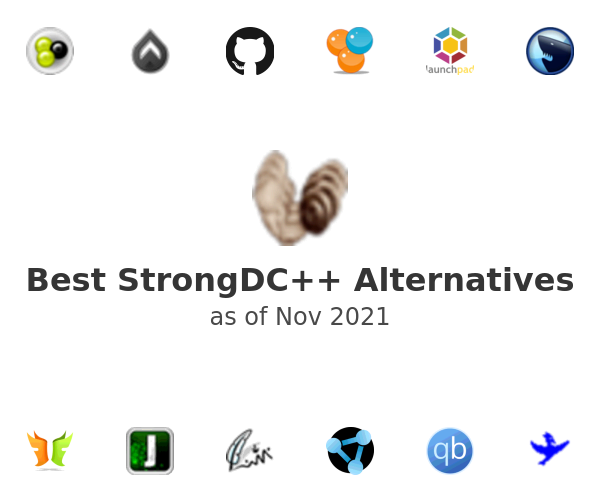 Best StrongDC++ Alternatives
