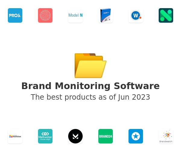 Brand Monitoring Software