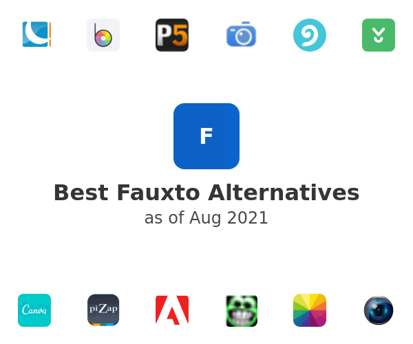 Best Fauxto Alternatives