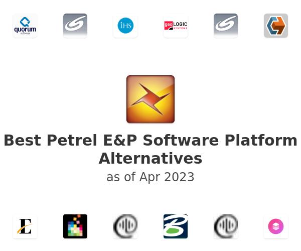 Best Petrel E&P Software Platform Alternatives
