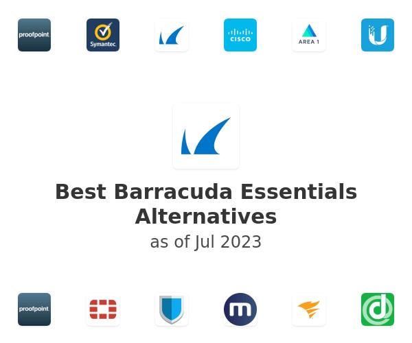 Best Barracuda Essentials Alternatives