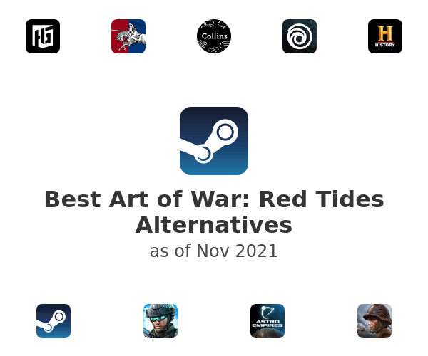 Best Art of War: Red Tides Alternatives