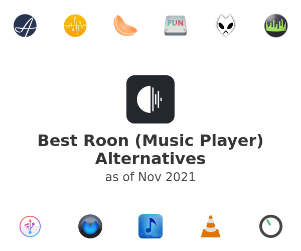 Best Roon (Music Player) Alternatives