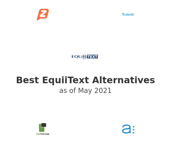 Best EquiiText Alternatives