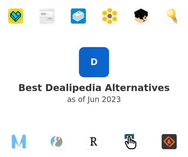 Best Dealipedia Alternatives