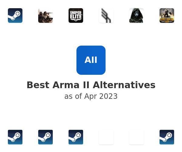 Best Arma II Alternatives