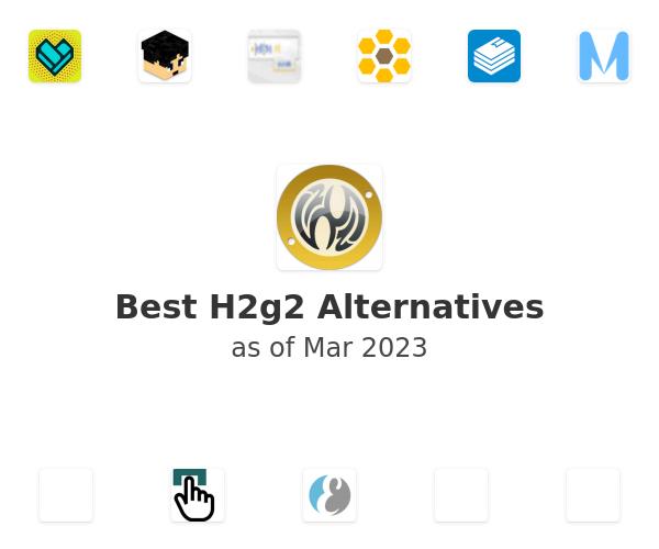 Best H2g2 Alternatives