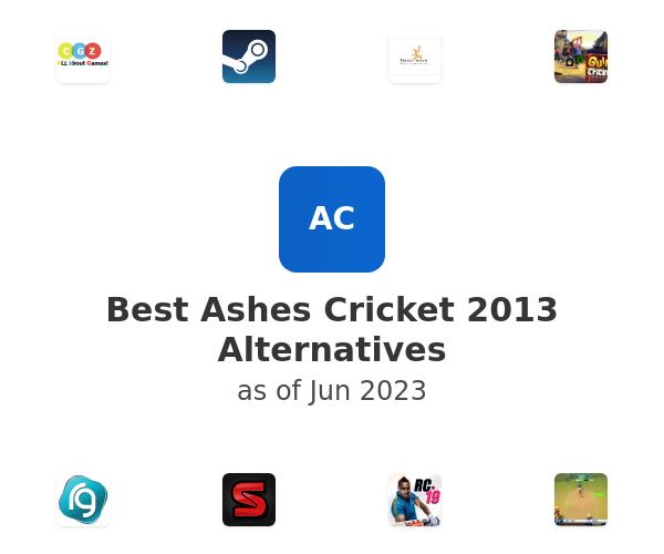 Best Ashes Cricket 2013 Alternatives