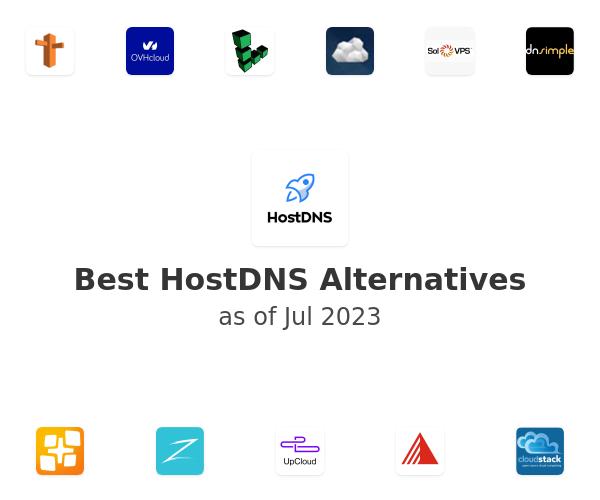Best HostDNS Alternatives