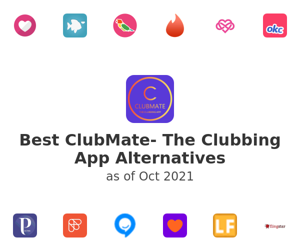 Best ClubMate- The Clubbing App Alternatives