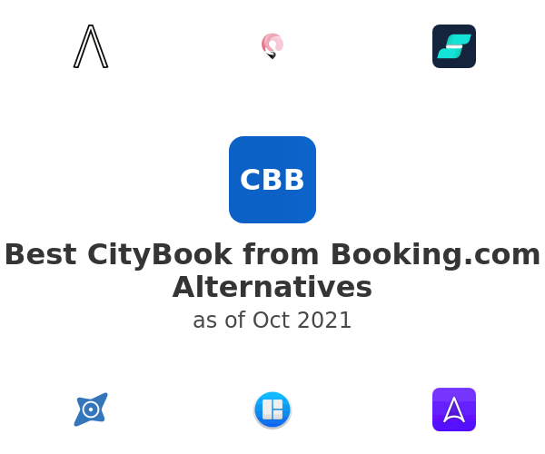 Best CityBook from Booking.com Alternatives