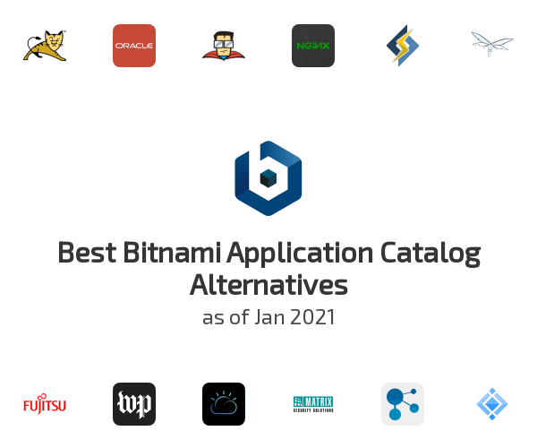 Best Bitnami Application Catalog Alternatives