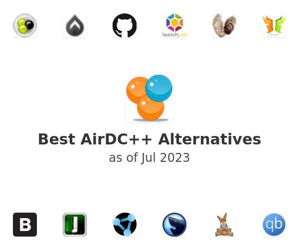 Best AirDC++ Alternatives