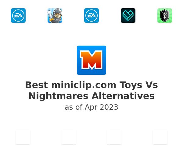 Best Toys Vs Nightmares Alternatives