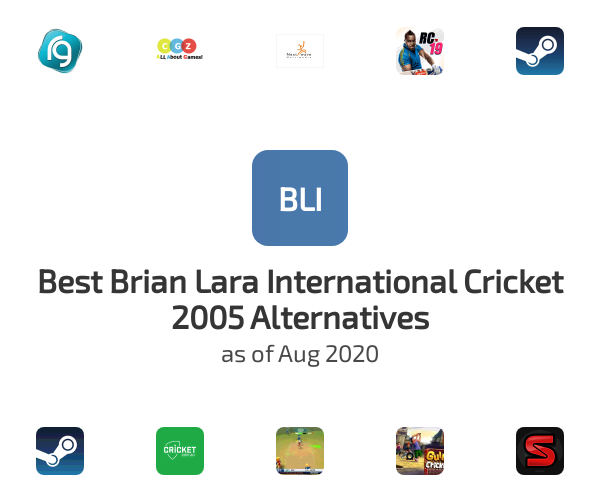 Best Brian Lara International Cricket 2005 Alternatives