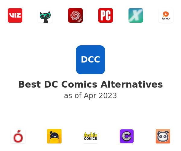 Best DC Comics Alternatives