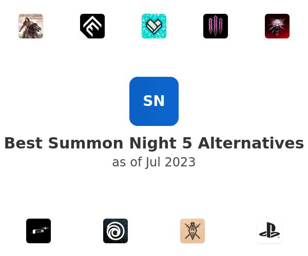 Best Summon Night 5 Alternatives