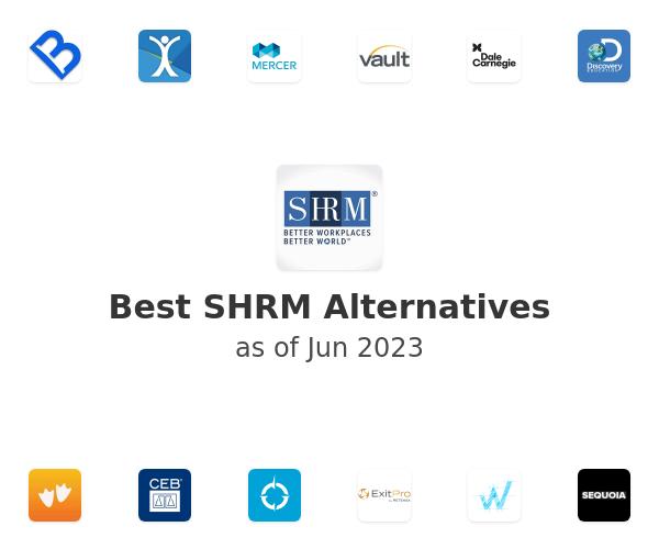 Best SHRM Alternatives