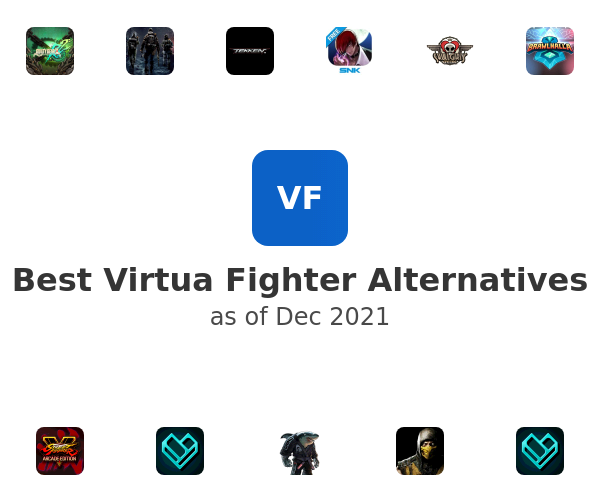 Best Virtua Fighter Alternatives