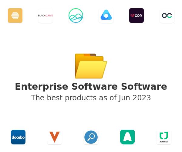 Enterprise Software Software