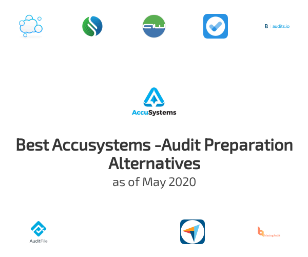 Best Accusystems -Audit Preparation Alternatives