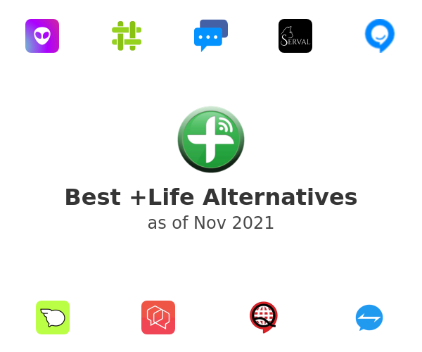 Best +Life Alternatives