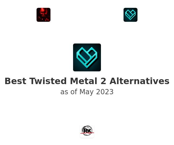 Best Twisted Metal 2 Alternatives