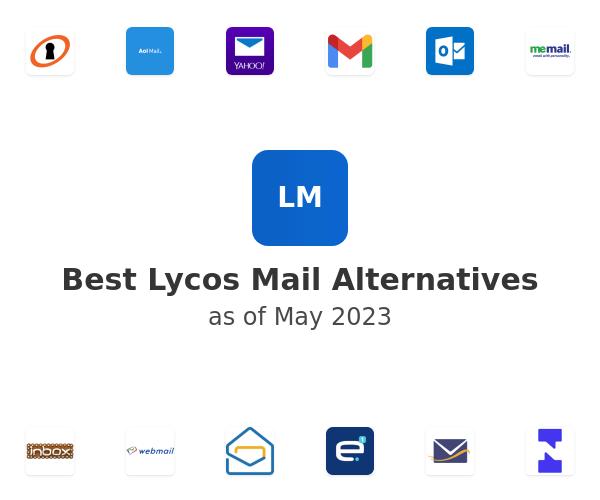 Best Lycos Mail Alternatives