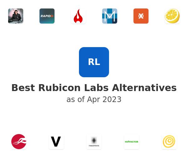 Best Rubicon Labs Alternatives