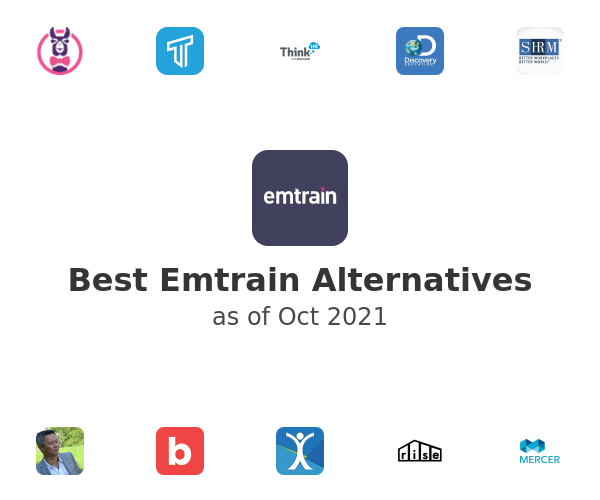 Best Emtrain Alternatives