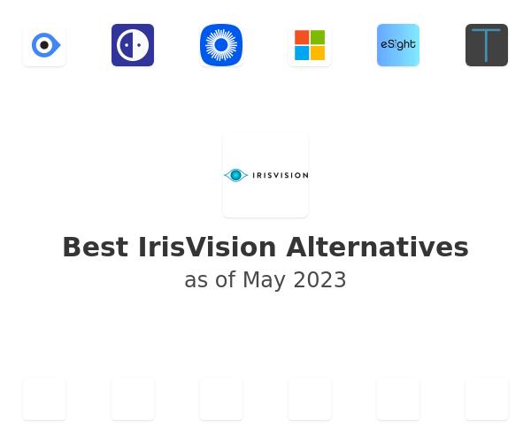 Best IrisVision Alternatives