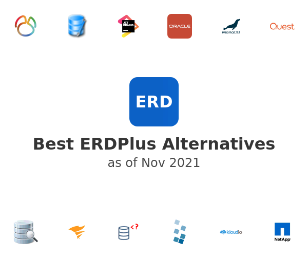 Best ERDPlus Alternatives