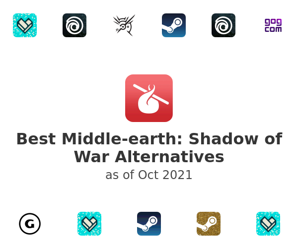Best Middle-earth: Shadow of War Alternatives