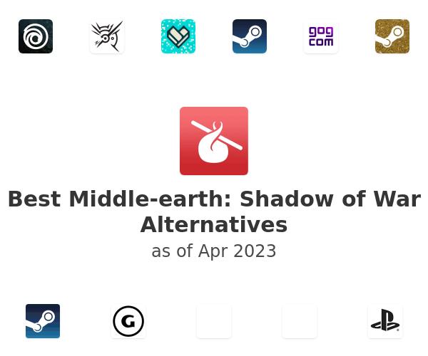 Best Middle-earth: Shadow of War Alternatives