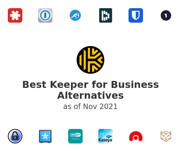 Best Keeper for Business Alternatives