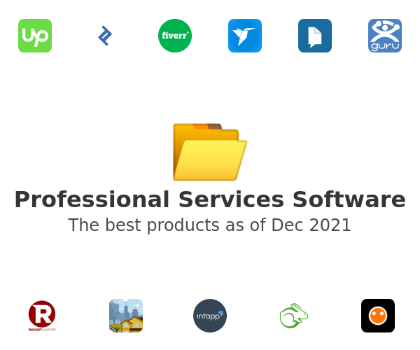 Professional Services Software