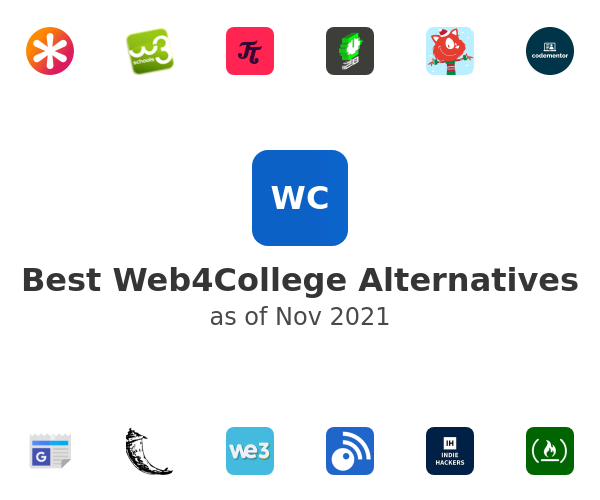 Best Web4College Alternatives