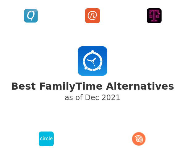 Best FamilyTime Alternatives