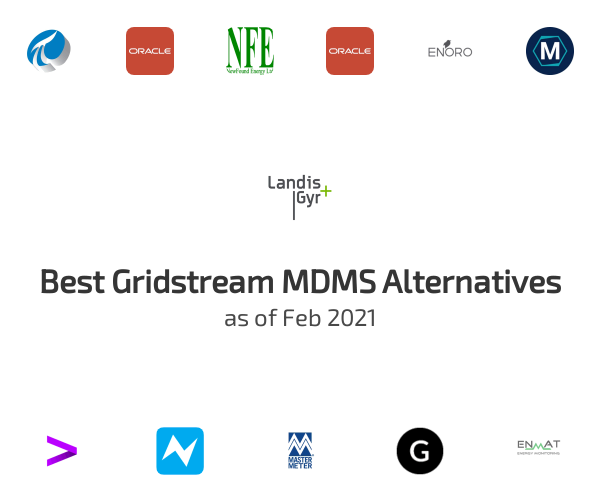 Best Gridstream MDMS Alternatives