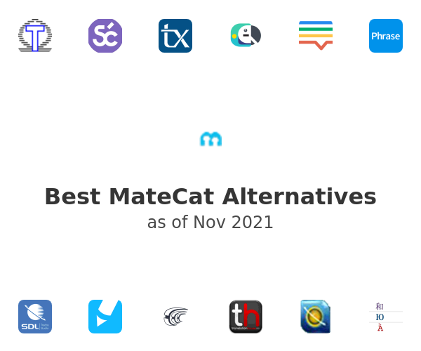 Best MateCat Alternatives
