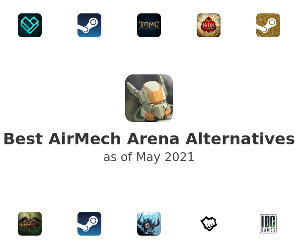 Best AirMech Arena Alternatives
