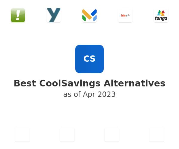 Best CoolSavings Alternatives