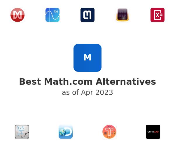Best Math.com Alternatives