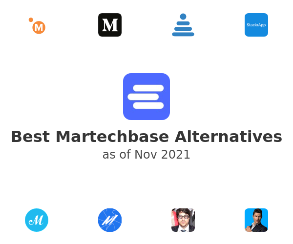 Best Martechbase Alternatives