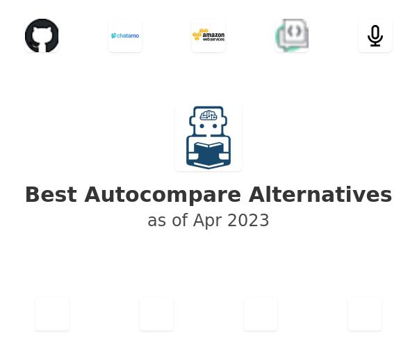 Best Autocompare Alternatives