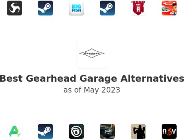 Best Gearhead Garage Alternatives