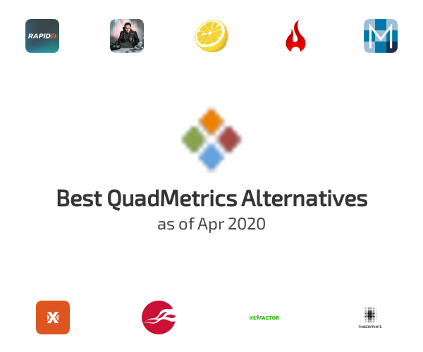 Best QuadMetrics Alternatives